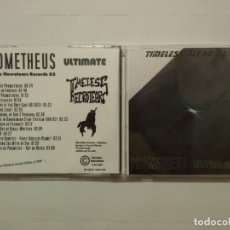 CDs de Música: CD OFICIAL - TIMELESS NECROTEARS - PROMETHEUS ULTIMATE 2017 -EXPERIMENTAL DOOM METAL-DARK AMBIENT. Lote 80143537