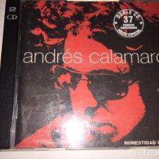 CDs de Música: CD ANDRES CALAMARO. Lote 80167802