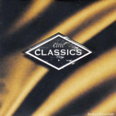 CDs de Música: CINE CLASSICS. CANCIONES DE PELÍCULAS CLÁSICAS. VER ÍNDICE.. Lote 80172713