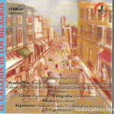 CDs de Música: CD BANDA SONORA EL CALLEJON DE LOS MILAGROS ( ARTURO RIPSTEIN ) MUSICA DE LUCIA ALVAREZ. Lote 80199301