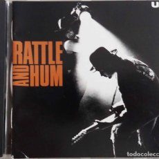 CDs de Música: U2. RATTLE AND HUM. CD ALEMANIA. Lote 80205973