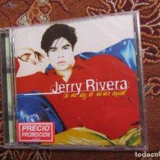 CDs de Música: JERRY RIVERA- CD-TITULO YA NO SOY EL NIÑO AQUEL-CON 10 TEMAS- ORIGINAL DEL 97- PLASTIFICADO DE FCA. Lote 80207217
