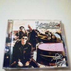 CDs de Música: LOQUILLO Y LOS TROGLODITAS - CUERO ESPAÑOL (CD). Lote 80225025