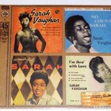 CDs de Música: SARAH VAUGHAN / MUSIC AGES - DIGIPACK - PRECINTADA. Lote 80253153