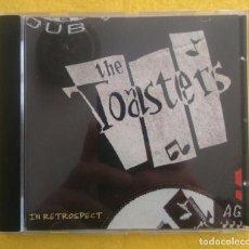 CDs de Música: THE TOASTERS IN RETROSPECTION CD 2004 REGGAE SKA ROCKSTEADY DUB. Lote 80265505