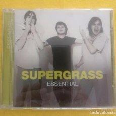 CDs de Música: SUPERGRASS ESSENTIAL CD 2012 INDIE BRIT POP ROCK BLUR OASIS OCEAN COLOUR SCENE. Lote 80282537