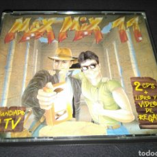 MAX MIX 11. 2 CD. ITALO EURO HOUSE DANCE