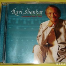 CDs de Música: RAVI SHANKAR / FULL CIRCLE / CONCIERTO EN CARNEGIE HALL 2000 / LIVE / ANGEL RECORDS / CD. Lote 80348225