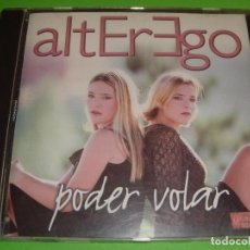 CDs de Música: ALTER EGO / PODER VOLAR / JOSÉ LUÍS LÓPEZ VÁZQUEZ / CD. Lote 80351577