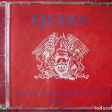 CDs de Música: QUEEN.THE ULTIMATE QUEEN BACK CATALOGUE VOL II...NO OFICIAL. Lote 80362949