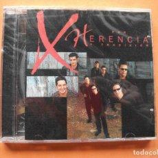 CDs de Música: POR HERENCIA Y TRADICION X CD NUEVO PRECINTADO FLAMENCO POP HORUS PEPETO. Lote 80400109
