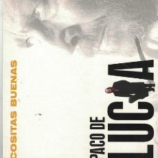CDs de Música: FLAMENCO - PACO DE LUCIA - COSITAS BUENAS. Lote 80438837