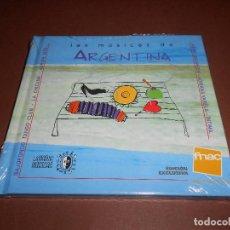 CDs de Música: LAS MUSICAS DE ARGENTINA - LIBRO CD - ( EDICION EXCLUSIVA FNAC ) - TANGO CLUB - ADRIANA VARELA .... Lote 80474357