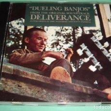 CDs de Música: DELIVERANCE / ORIGINAL SOUNDTRACK / DUELING BANJOS / ERIC WEISSBERG / BANDA SONORA / BSO / CD. Lote 80485753