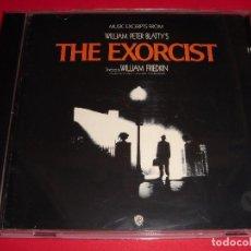 CDs de Música: THE EXORCIST / ORIGINAL SOUNDTRACK / EL EXORCISTA / BANDA SONORA / BSO / CD. Lote 132319862