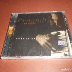 CDs de Música: CHANGO SPASIUK ( PYNANDI - LOS DESCALZOS ) - CD - SONY MUSIC - PRECINTADO - TIERRA COLORADA .... Lote 80518637