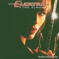 CDs de Música: ELEKTRA - THE ALBUM - CD PRECINTADO. Lote 80582478