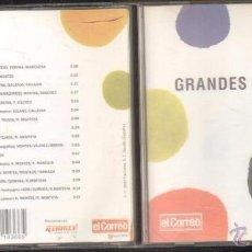 CDs de Música: GRANDES DE LA COPLA PEPE MARCHENA. EDICIÓN EL CORREO DE ANDALUCÍA. Lote 80614842