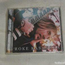 CDs de Música: ROKE KASANOVA CD UN DIA DE SOL (NUEVO A ESTRENAR ** PRECINTADO** ). Lote 80619718