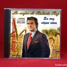CDs de Música: LO MEJOR DE ROBERTO REY- CD. Lote 210799556