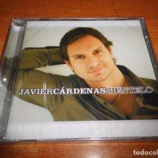 CDs de Música: JAVIER CARDENAS SIENTELO CD ALBUM PRECINTADO DEL AÑO 2004 INCLUYE 1 REMIX CONTIENE 9 TEMAS. Lote 80652006