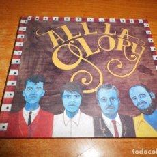 CDs de Música: ALL LA GLORY CD ALBUM DIGIPACK DEL AÑO 2012 CONTIENE 10 TEMAS INDIE RARO. Lote 80660078