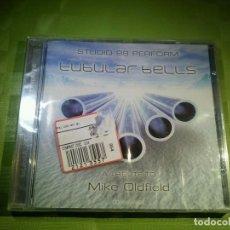 CDs de Música: CD STUDIO 99 PERFORM TUBULAR BELLS - A TRIBUTE TO MIKE OLDFIELD [SELLADO]. Lote 80680386