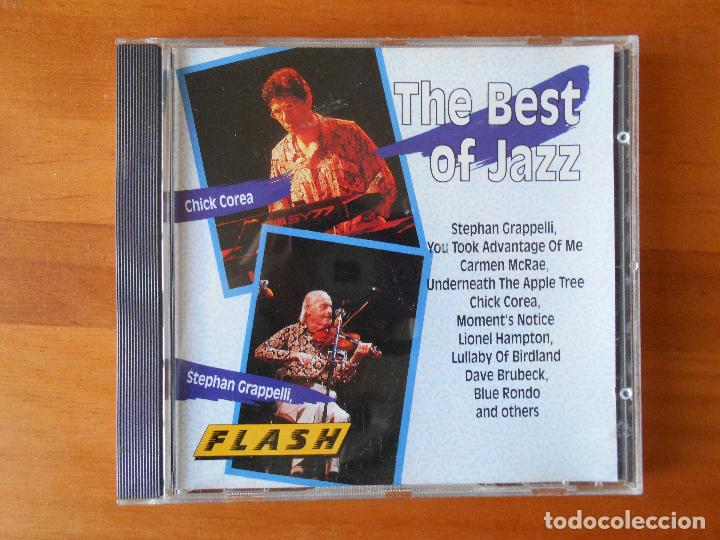 CD THE BEST OF JAZZ (G9) (Música - CD's Jazz, Blues, Soul y Gospel)