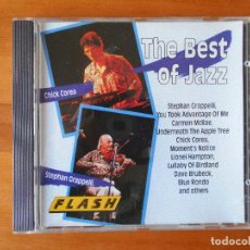 CDs de Música: CD THE BEST OF JAZZ (G9). Lote 80710106