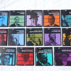 CDs de Música: FRANK SINATRA // 14 CD´S CORRELATIVOS DEL 1 AL 14. Lote 80710922