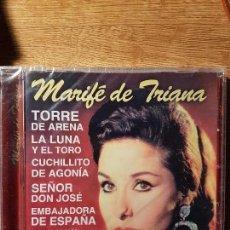 CDs de Música: CD MARIFÉ DE TRIANA. Lote 80731602