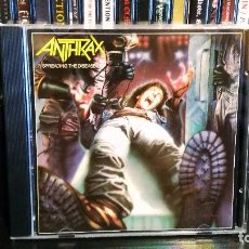 CDs de Música: ANTHRAX - SPREADING THE DISEASE. Lote 80749898