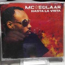 CDs de Música: CD - MAXI - MC SOLAAR ?– HASTA LA VISTA - 5 TEMAS. Lote 80752330