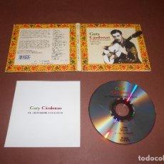 CDs de Música: GUTY CARDENAS ( EL TROVADOR YUCATECO ) - CD - DIGIPACK - GRABACIONES REMASTERIZADAS 1928 -1931. Lote 80760466