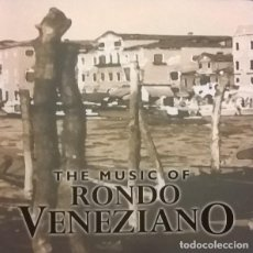 CDs de Música: THE FILMSCORE ORCHESTRA-THE MUSIC OF RONDO VENEZIANO , GOING FOR A SONG-GFS197. Lote 80762682