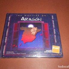 CDs de Música: LAS MUSICAS DE ARAGON - LIBRO CD - ( EDICION EXCLUSIVA FNAC ) - JOAQUIN CARBONELL - FAGUEÑO .... Lote 80767094