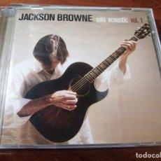 CDs de Música: JACKSON BROWNE SOLO ACOUSTIC VOL.1. Lote 80777562
