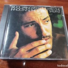 CDs de Música: BRUCE SPRINGSTEEN THE WILD , THE INNOCENT AND STREET SHUFFLE. Lote 80787442