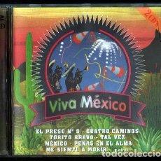CDs de Música - VIVA MEXICO. CD-DOBLE-357 - 80873443