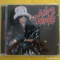 CDs de Música: ALICE COOPER BRUTAL PLANET CD HARD ROCK HEAVY METAL BARON ROJO OBUS IRON MAIDEN. Lote 80919300