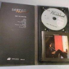 CDs de Música: SERRAT PERSONAL. PER AL MEU AMIC. 1973. TAPAS, CD Y LIBRETO. Lote 80923136