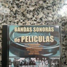 CDs de Música: CD BANDAS SONORAS DE PELICULAS. Lote 80933502