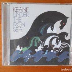 CDs de Música: CD KEANE UNDER THE IRON SEA (Z8). Lote 80946528