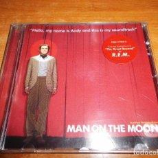 CDs de Música: MAN ON THE MOON BANDA SONORA CD ALBUM 1999 ALEMANIA R.E.M. EXILE BOB JAMES ANDY KAUFMAN TONY CLIFTON. Lote 81002104
