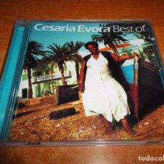 CDs de Música: CESARIA EVORA BEST OF CD ALBUM DEL AÑO 1998 EU CONTIENE 17 TEMAS. Lote 81004044