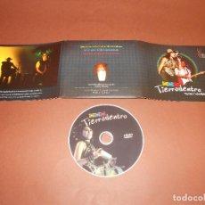 CDs de Música: TIERRADENTRO ( RUMBA COLOMBIANA ) - CD - DIGIPACK - SIENTE LA FUERA DE LOS TAMBORES AFRO-COLOMBIANOS. Lote 81013340