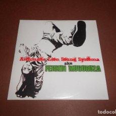 CDs de Música: FERMIN MUGURUZA ( ASTHMATIC LION SOUND SYSTEMA ) - CD - SINGLE - PRECINTADO - TALKA 020 LP/CD. Lote 81014572
