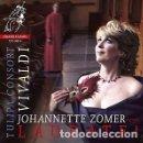 CDs de Música: ANTONIO VIVALDI - LAUDATE ! (CD) JOHANNETTE ZOMER (SOPRANO). Lote 135690190