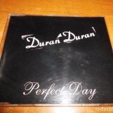 CDs de Música: DURAN DURAN PERFECT DAY CD SINGLE PROMO 1995 UK PORTADA DE PLASTICO CONTIENE 1 TEMA. Lote 81020876