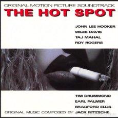 CDs de Música: THE HOT SPOT (ORIGINAL MOTION PICTURE SOUNDTRACK). Lote 81023688